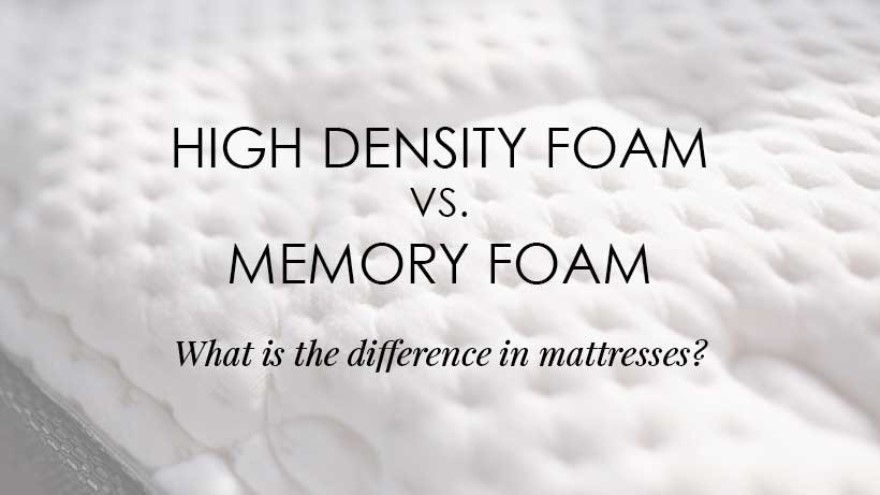 high density memory foam mattress Memory Foam Mattress Vs High Density Foam Mattress high density memory foam mattress